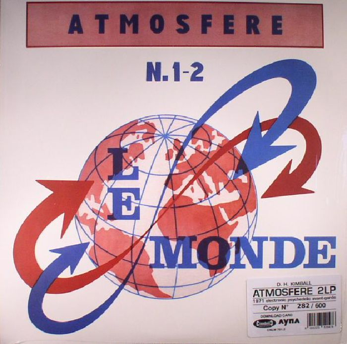 David Hoyt Kimball Atmosfere N 2