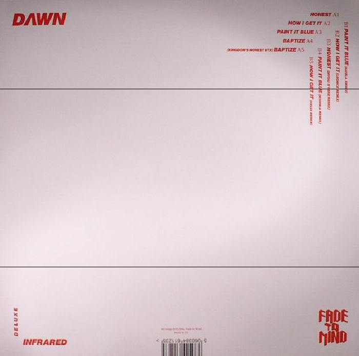 RICHARD, Dawn - Infrared (Deluxe Edition)