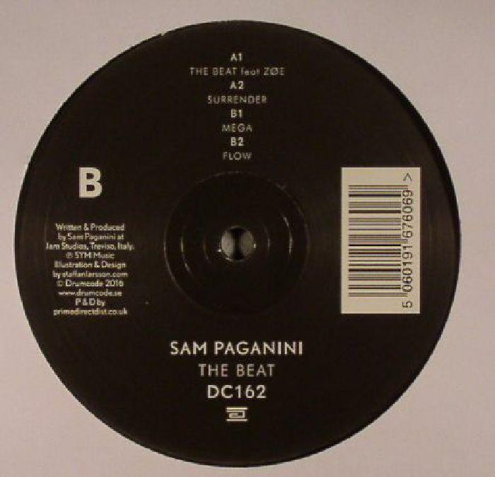 PAGANINI, Sam - The Beat