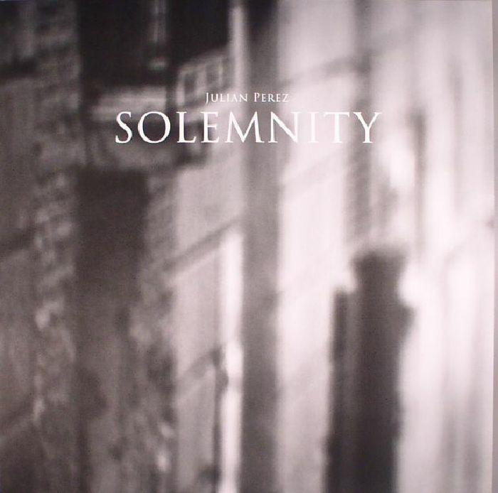 PEREZ, Julian - Solemnity