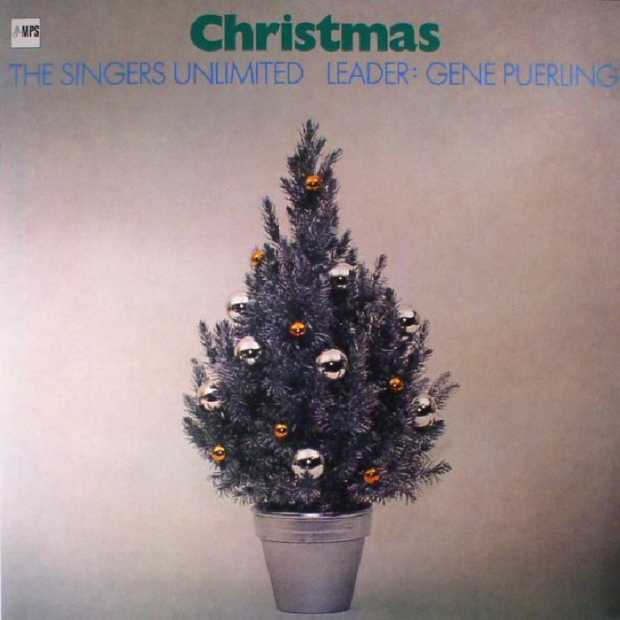 SINGERS UNLIMITED, The - Christmas (reissue)