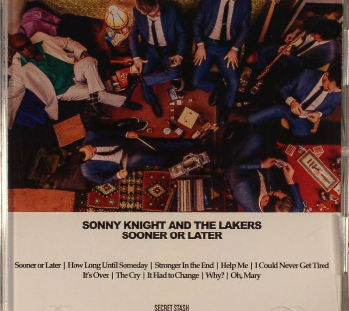 KNIGHT, Sonny/THE LAKERS - Sooner Or Later