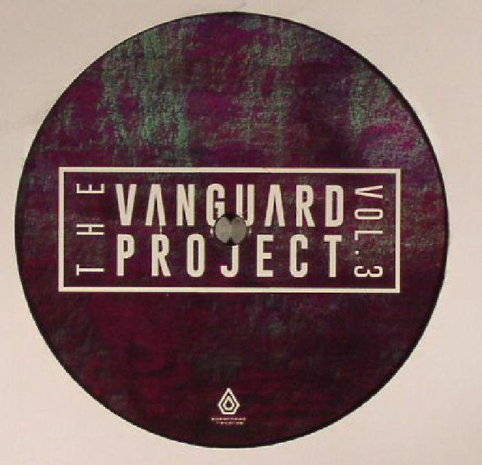 VANGUARD PROJECT, The - Volume Three EP