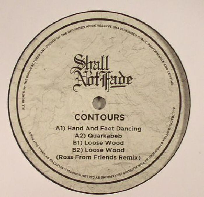 CONTOURS - Loose Wood EP