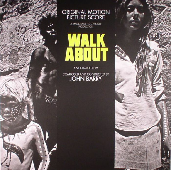BARRY, John - Walkabout (Soundtrack)