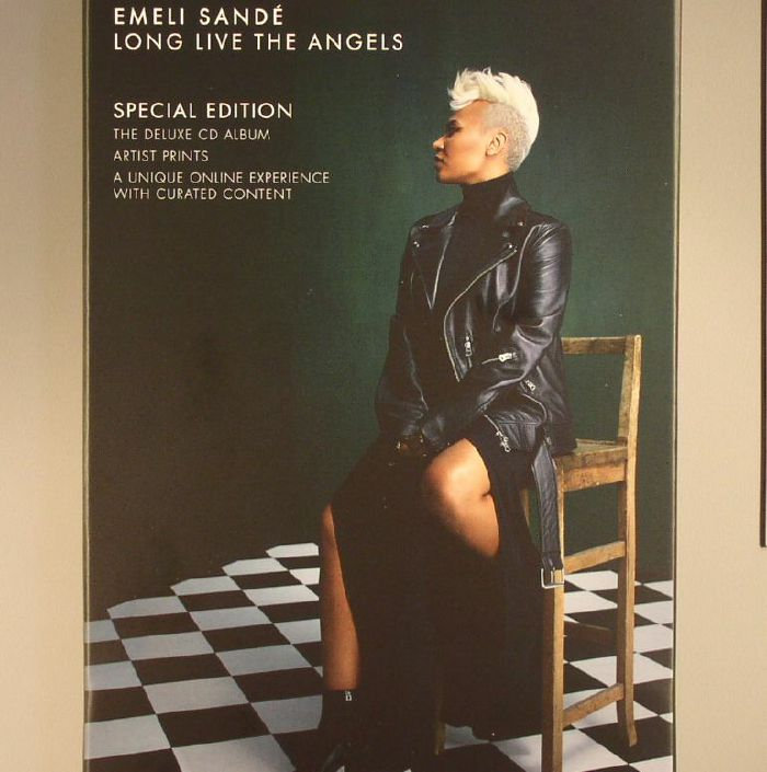 SANDE, Emeli - Long Live The Angels (Special Edition)