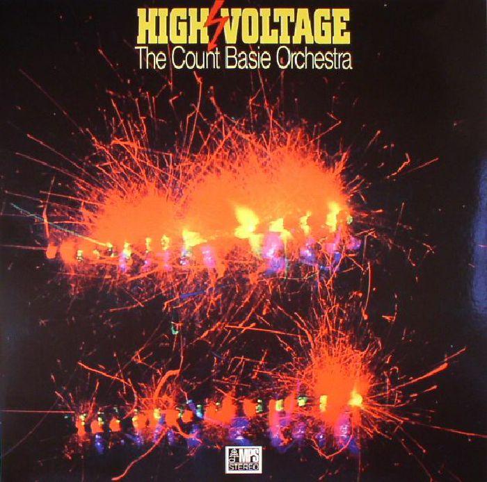 COUNT BASIE ORCHESTRA, The - High Voltage (reissue)