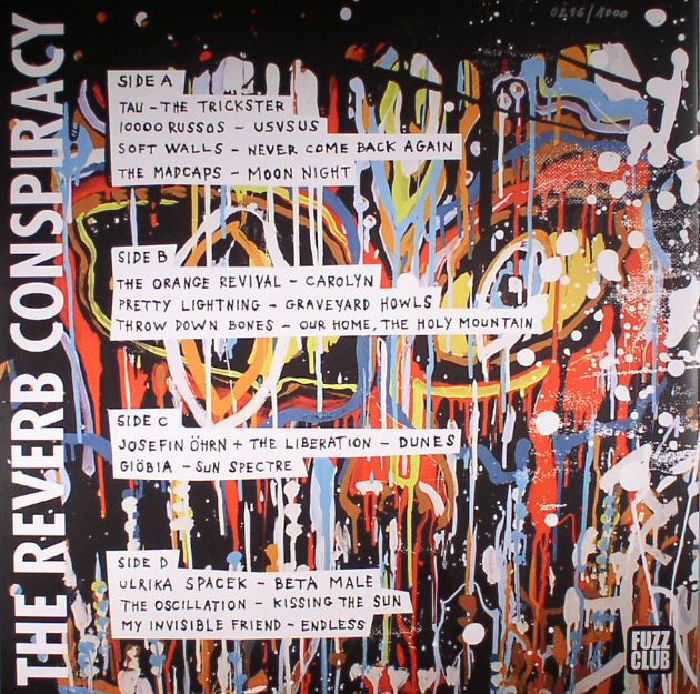 VARIOUS - The Reverb Conspiracy Volume 4