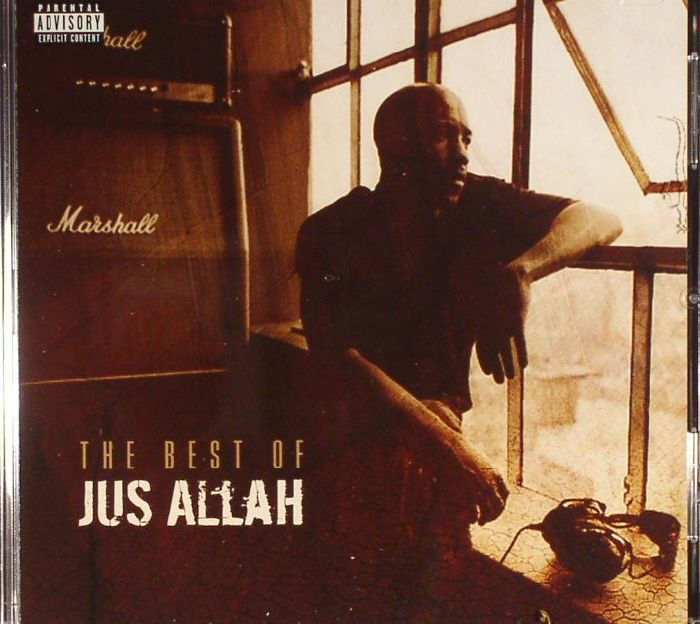 JUS ALLAH/VARIOUS - The Best Of Jus Allah