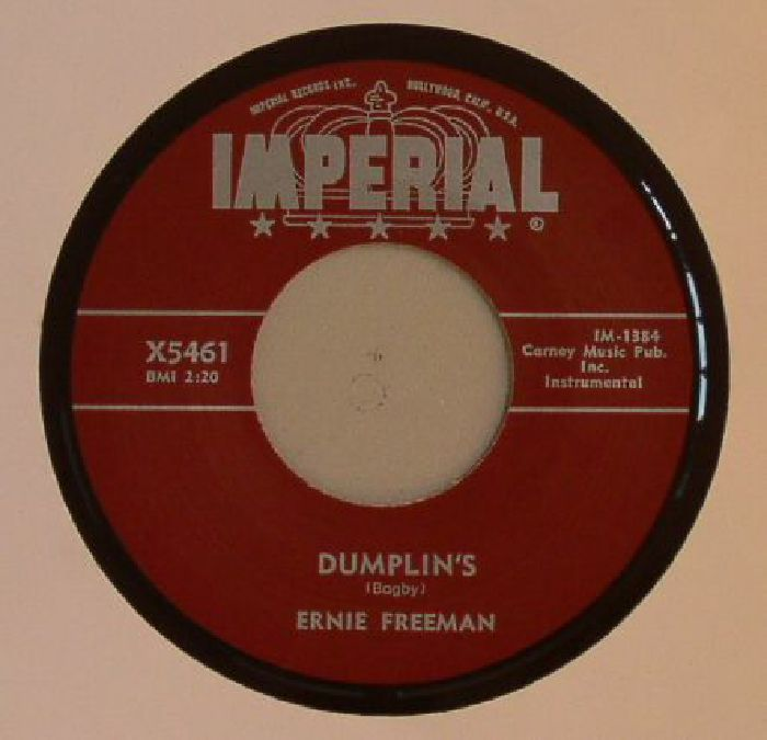 FREEMAN, Ernie/CHRIS KENNER - Dumplin's