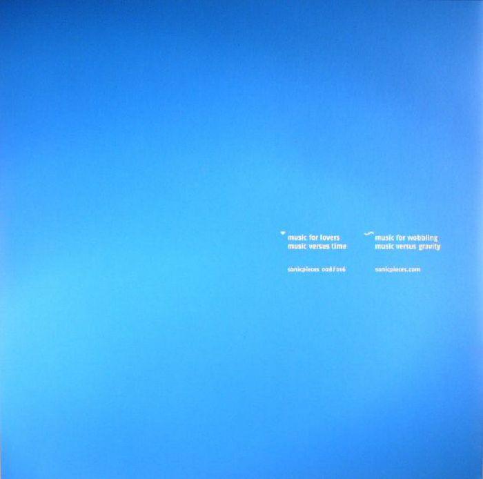 BLUMM, FS/NILS FRAHM - Music For Lovers Music Versus Time/Music For Wobbling Music Versus Gravity