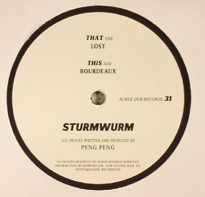 PENG PENG - Sturmwurm