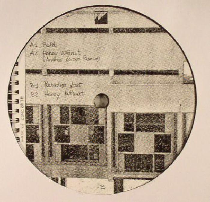 ALEK S - Paradise Lost EP