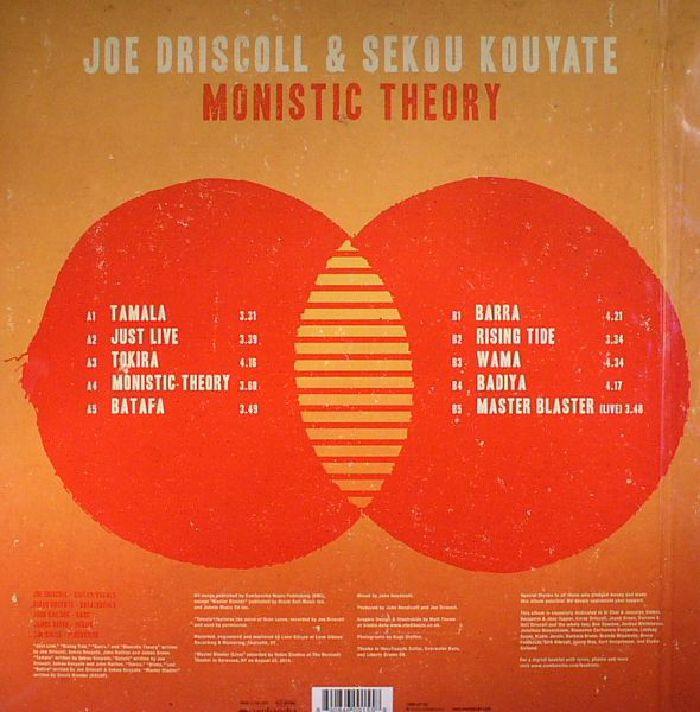 Joe Driscoll Sekou Kouyate Monistic Theory Vinyl At Juno