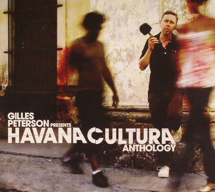 PETERSON, Gilles/VARIOUS - Havana Cultura: Anthology