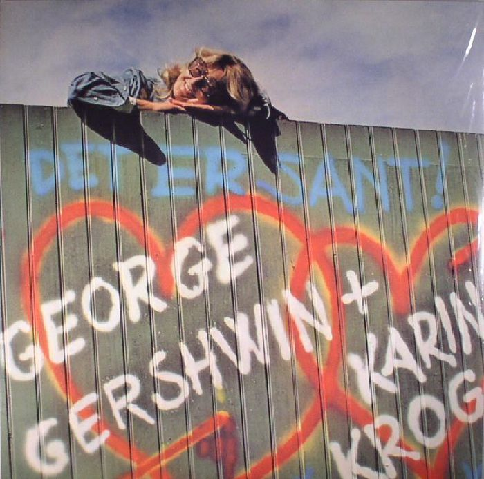 KROG, Karin - Gershwin With Karin Krog (remastered)
