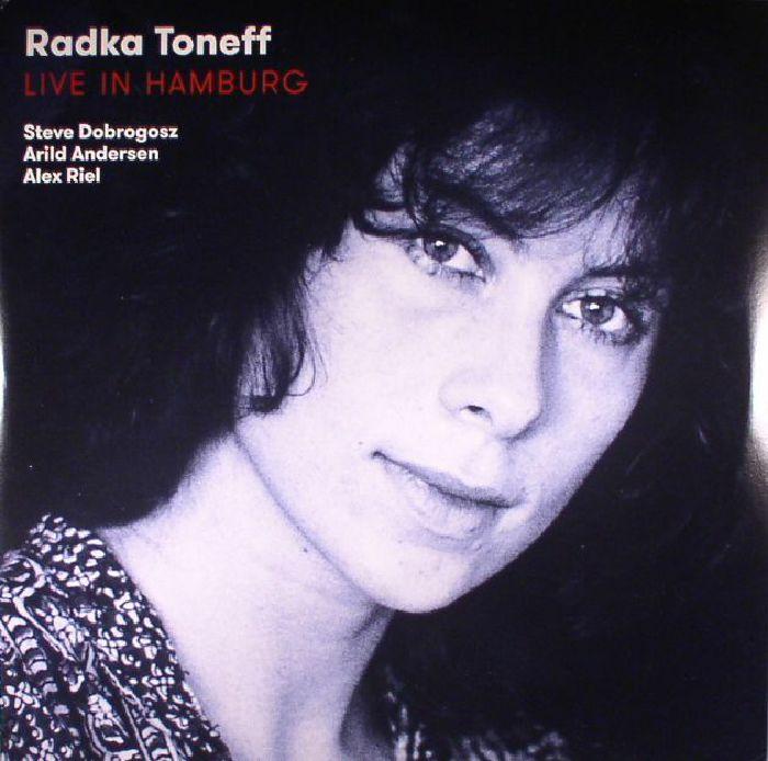 TONEFF, Radka - Live In Hamburg