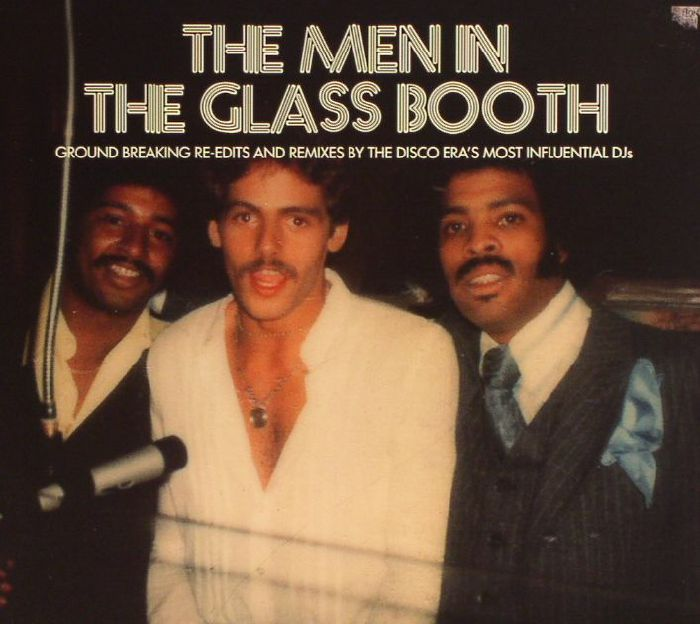 VARIOUS - The Men In The Glass Booth