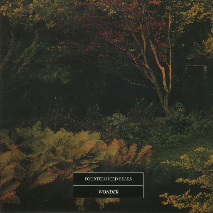 14 ICED BEARS - Wonder (reissue)