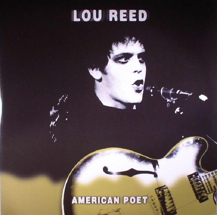 REED, Lou - American Poet