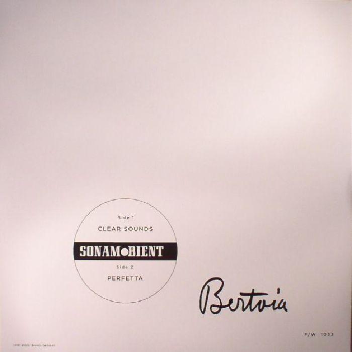 BERTOIA, Harry - Clear Sounds