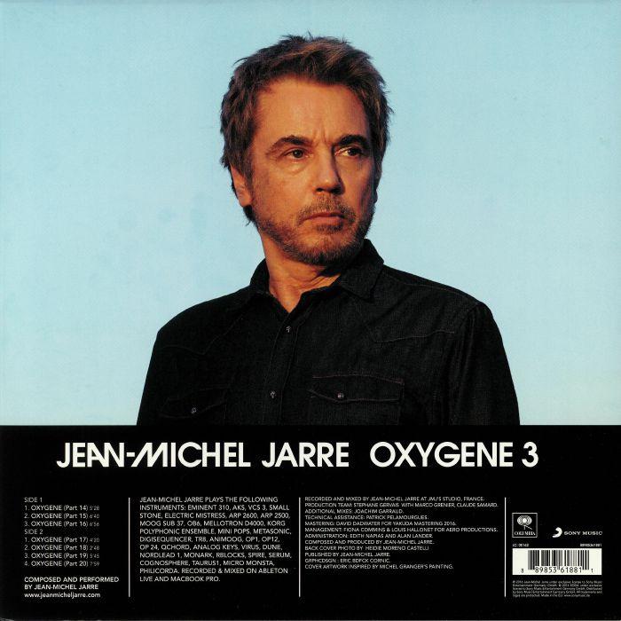 JARRE, Jean Michel - Oxygene 3