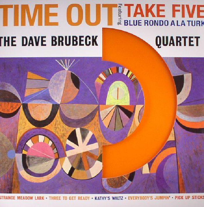 DAVE BRUBECK QUARTET, The - Time Out (reissue)