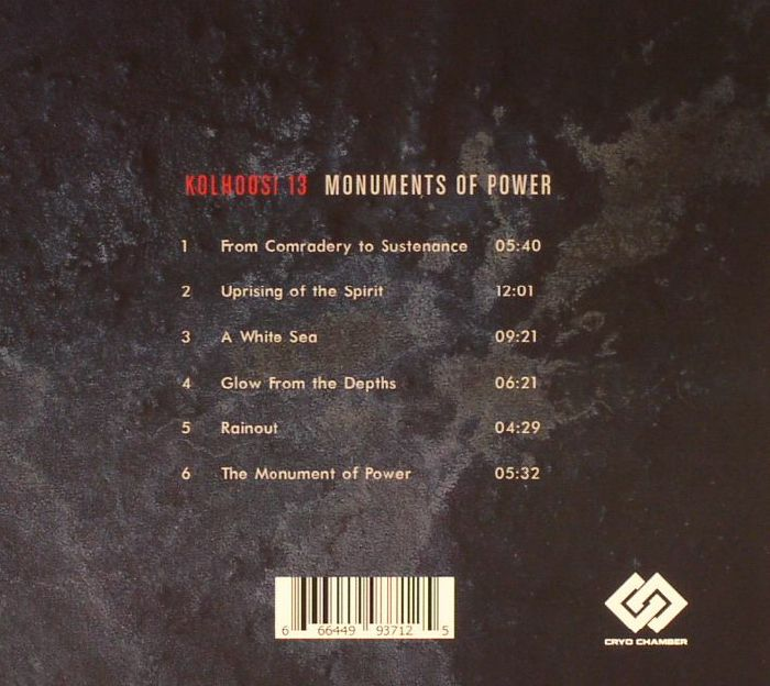 KOLHOOSI 13 - Monuments Of Power