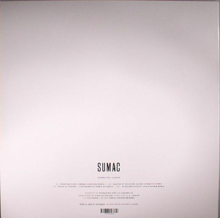 SUMAC - Before You I Appear