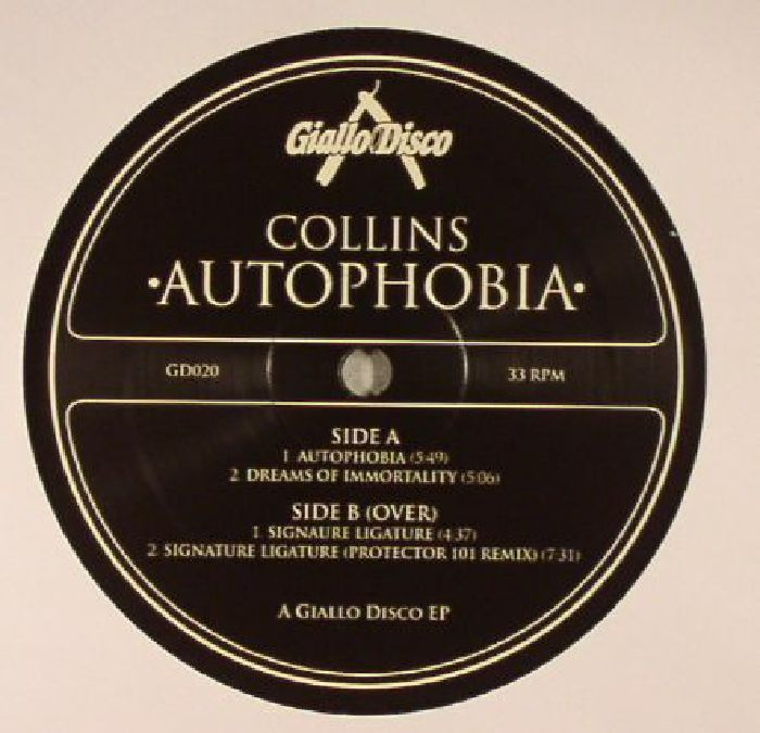 COLLINS - Autophobia