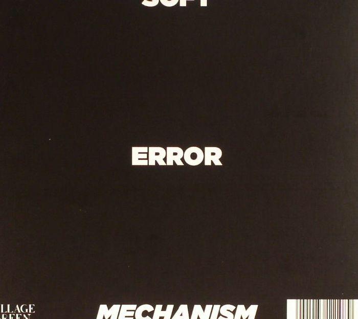 SOFT ERROR - Mechanism