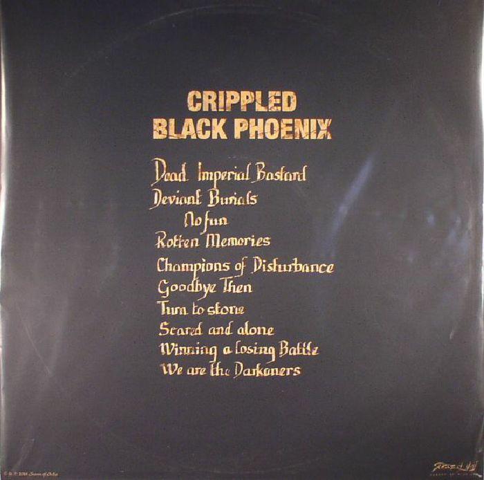 CRIPPLED BLACK PHOENIX - Bronze
