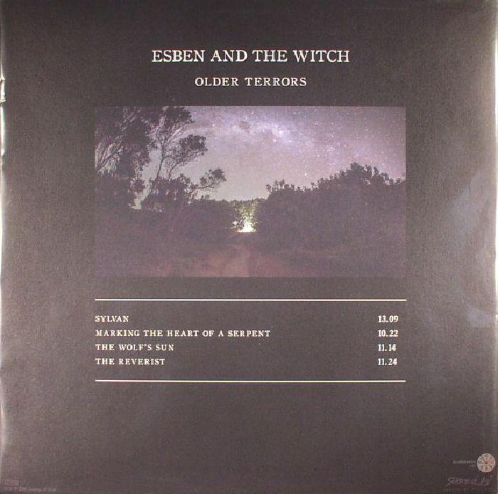 ESBEN & THE WITCH - Older Terrors