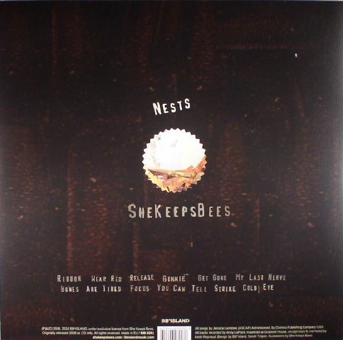 SHE KEEPS BEES - Nests