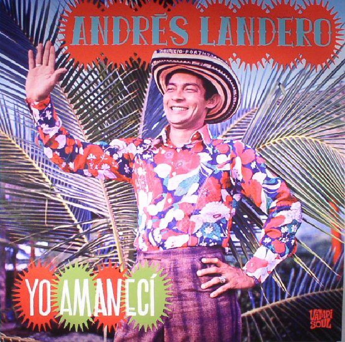 LANDERO, Andres - Yo Amaneci