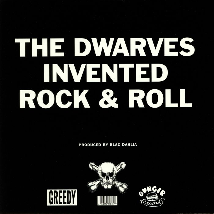 DWARVES, The - Invented Rock & Roll (reissue)