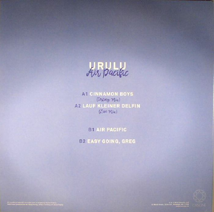 URULU - Air Pacific