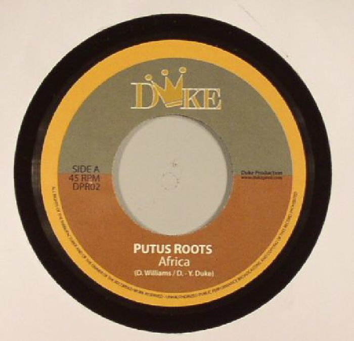 PUTUS ROOTS/THE GIANTS - Africa