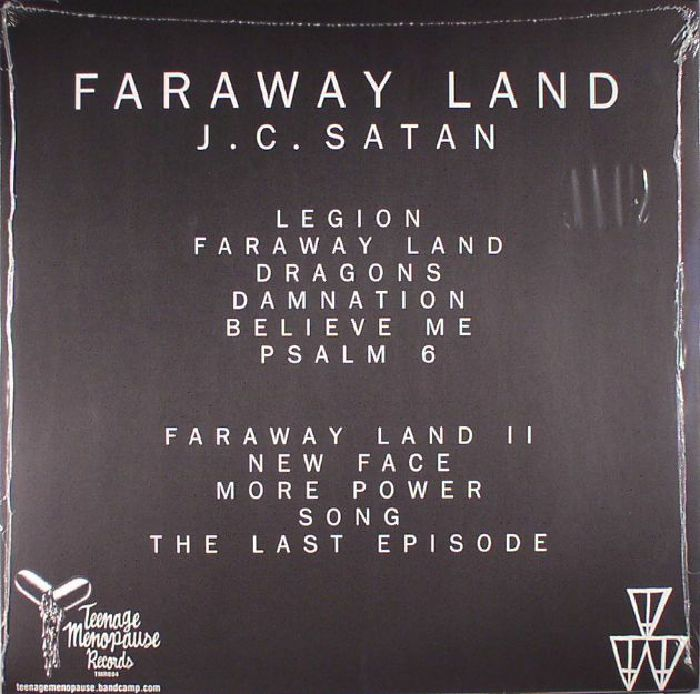 JC SATAN - Faraway Land