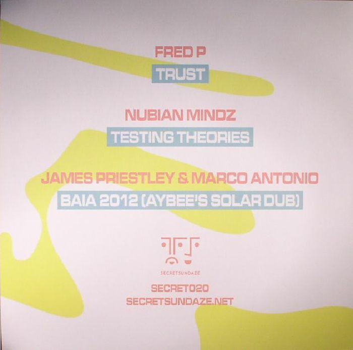 FRED P/NUBIAN MINDZ/JAMES PRIESTLEY/MARCO ANTONIO - Dance 2017 Part 1