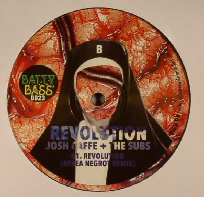 CAFFE, Josh/THE SUBS - Revolution