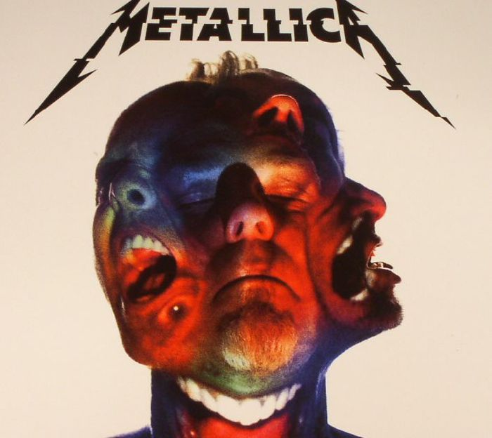 Metallica Hardwired To Self Destruct Deluxe Edition