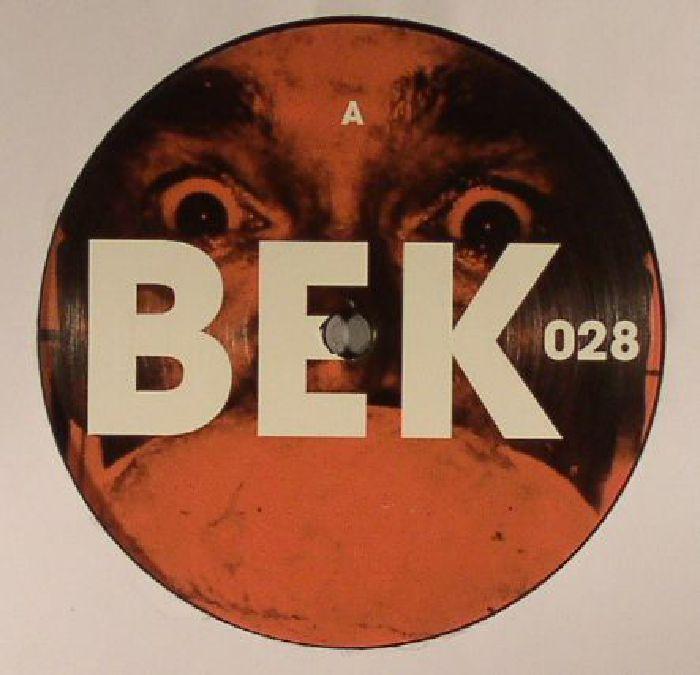 BECK, Gary - Stupid Advert EP