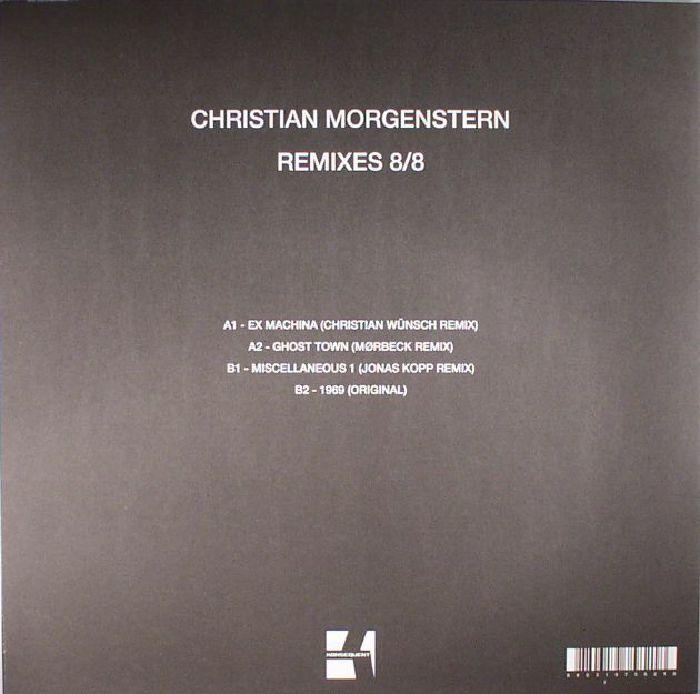 MORGENSTERN, Christian - Remixes 8/8