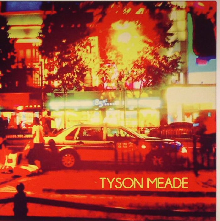 MEADE, Tyson - Stay Alone