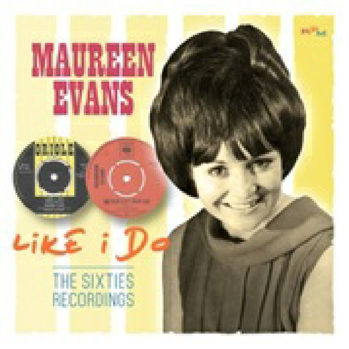 Maureen Evans Like I Do The Sixties Recordings Vinyl At
