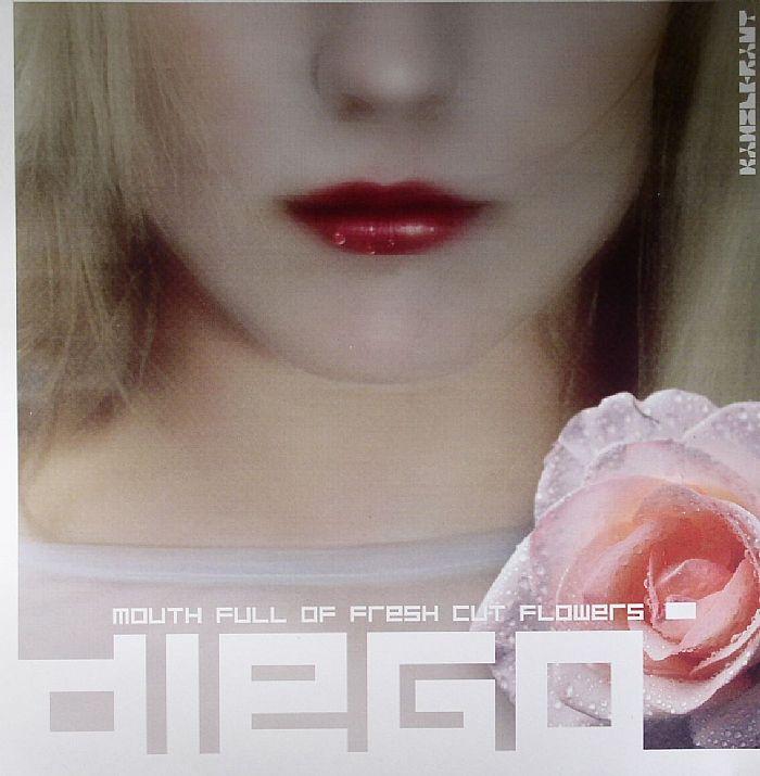 DIEGO - Mouth Full Of Fresh Cut Flowers