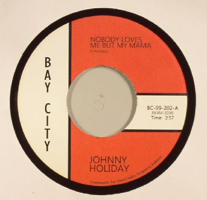 HOLIDAY, Johnny - Nobody Loves Me