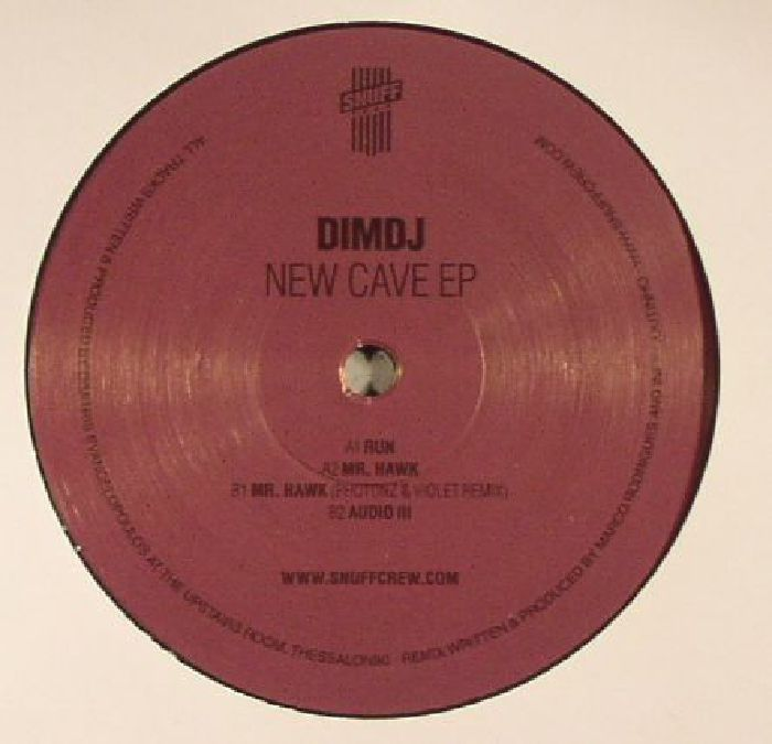DIMDJ - New Cave EP
