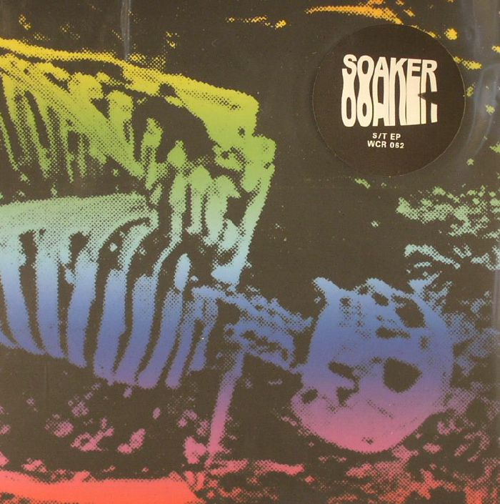 SOAKER - S/T EP